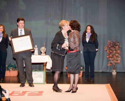 Premio a los valores humanos y al bienestar social 2011