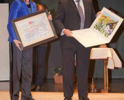 Premio a los verdes valles mineros asturianos 2011