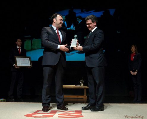 Premio a la Creación, Promoción y al Desarrollo 2015