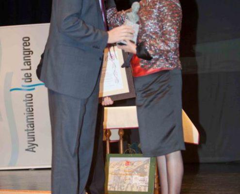 Premio a la Creación, Promoción y al Desarrollo 2011