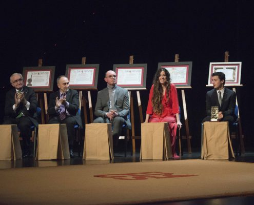 Premio especial Marino Gutiérrez 2015