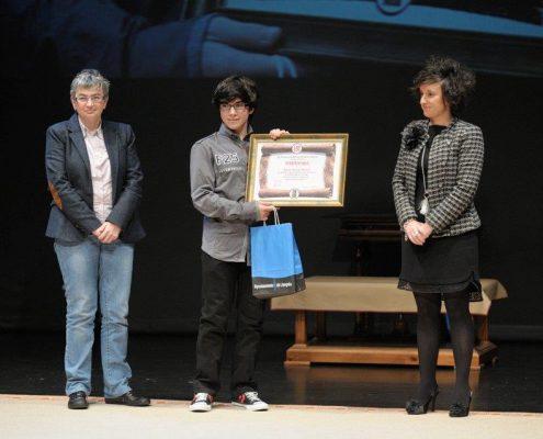 Concurso de redacción Marino Gutiérrez 2012