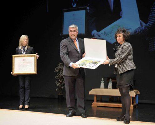 Premio a los verdes valles mineros asturianos 2012