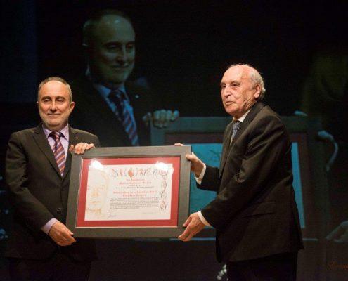 Premio a los valores humanos y al bienestar social 2015