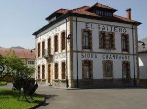Valle Ballina y Fernández, sidra El Gaitero