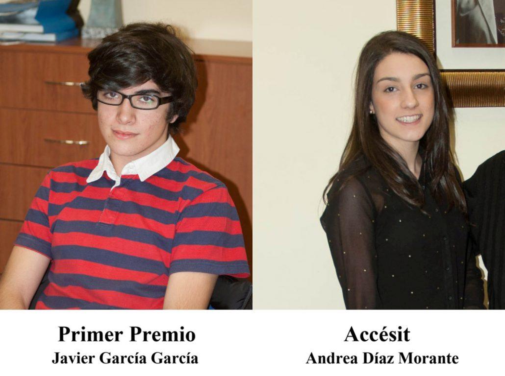 Ganadores del XII Concurso de redacción Marino Gutiérrez