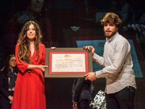 Premio a los verdes valles mineros asturianos 2015: Marisa valle Roso