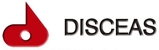 Logo de Disceas, colaborador de la Fundacion Marino