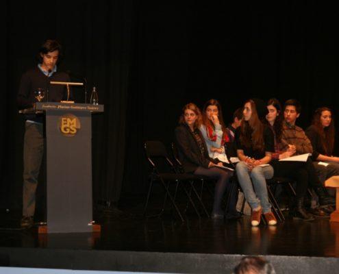 Concurso de redacción Marino Gutiérrez 2011