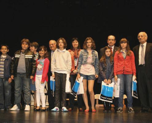 Gala de entrega del X Concurso de redacción Marino Gutiérrez