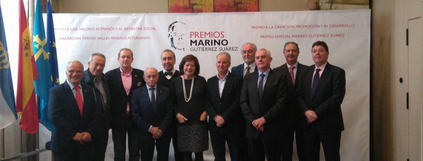 Jurado premio especial Marino Gutiérrez Suárez